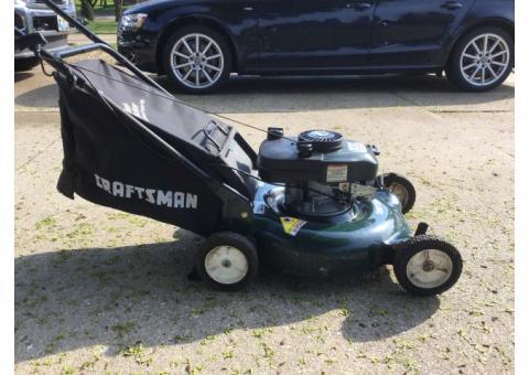 Craftsman Lawn Mower