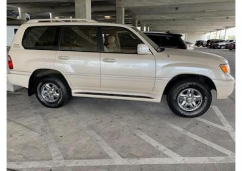 2003 Lexus LX470 for sale